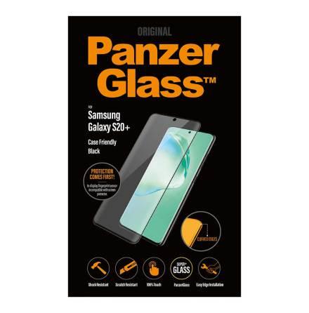 PanzerGlass skärmskydd i glas Galaxy S20+