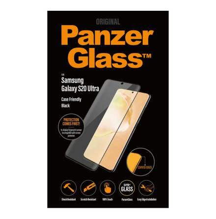 PanzerGlass skärmskydd i glas Galaxy S20 Ultra