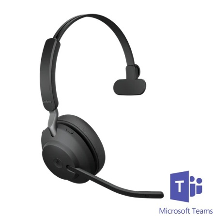 Jabra Evolve2 65 Mono MS Teams USB-A