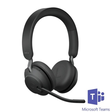 Jabra Evolve2 65 Stereo MS Teams USB-A
