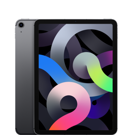 "Apple iPad Air 10,9"" 256GB WIFI + CELL (gen 4) Space Grey"