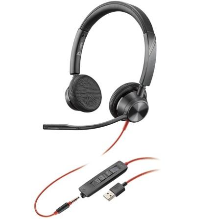 Plantronics BlackWire 3325 USB-A