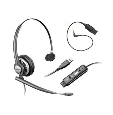 Plantronics Encore Pro 710 Paket (DA80 + MO300IP4S)