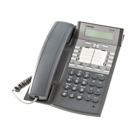 Mitel Aastra 7434 IP dark grey