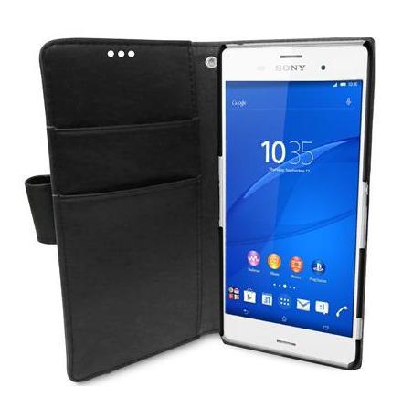 Melkco Walletcase Xperia Z3 Black