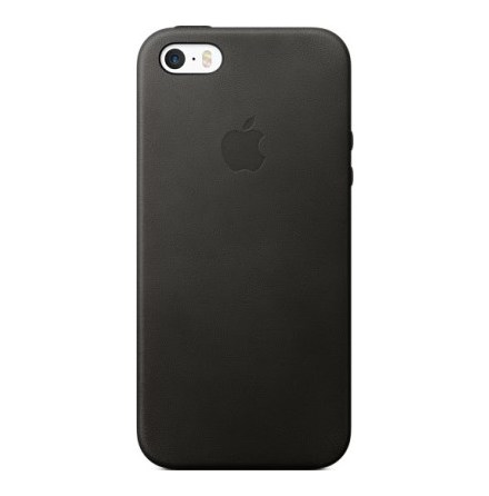 Apple Original Case Leather iPhone 5/5s/SE Black