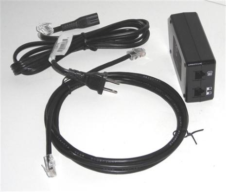 Antibrus-adapter headset 6865