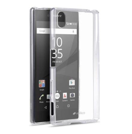 Melkco Skal Xperia Z5 Compact Transparent