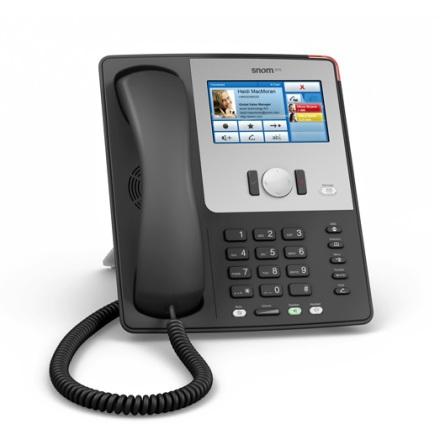 Snom 821 Skype
