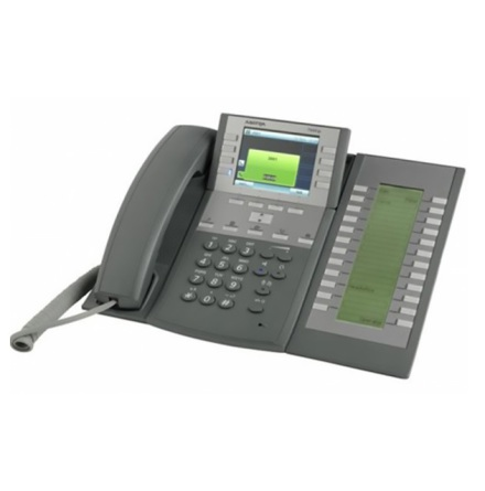 Mitel Aastra 7444 IP dark grey