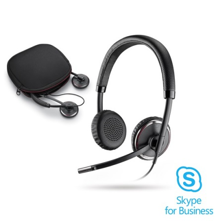 Plantronics Blackwire C520 Skype