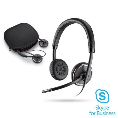 Plantronics Blackwire C520 Skype