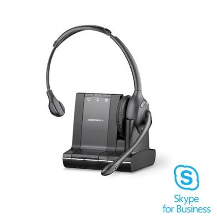 Plantronics Savi W710 Skype