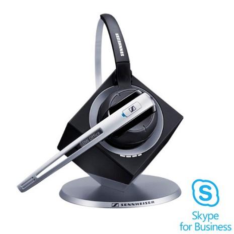 Sennheiser DW Office Skype