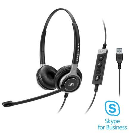 Sennheiser SC660 USB Skype