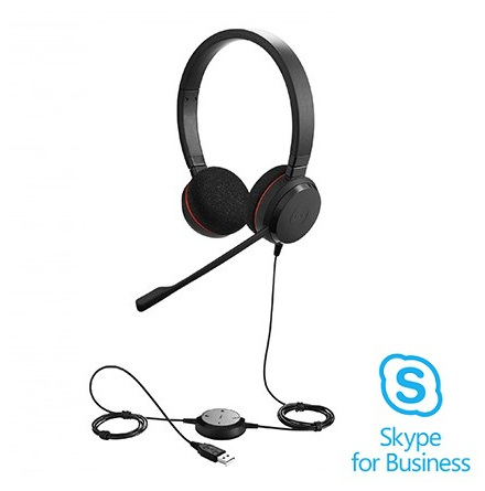 Jabra Evolve 20 Stereo Skype