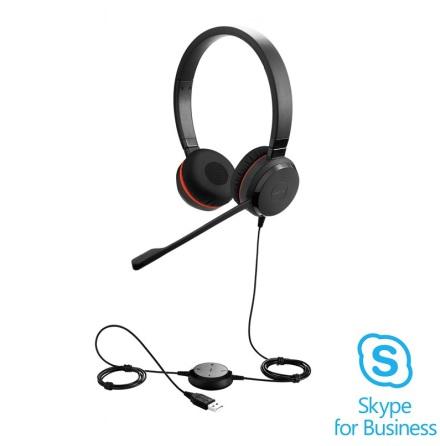 Jabra Evolve 30 II Stereo Skype