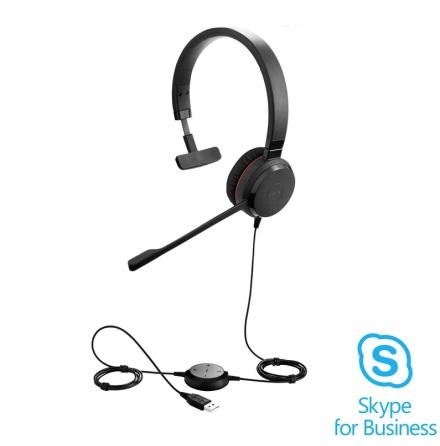 Jabra Evolve 30 II Mono Skype