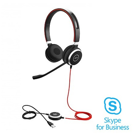 Jabra Evolve 40 Stereo Skype