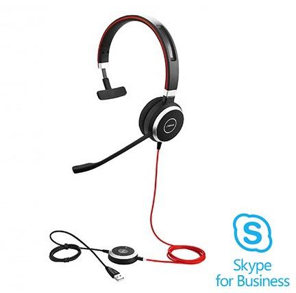 Jabra Evolve 40 Mono Skype