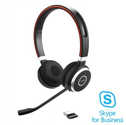 Jabra Evolve 65 Stereo Skype