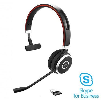 Jabra Evolve 65 Mono Skype