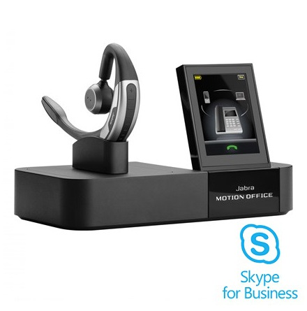 Jabra Motion Office Skype