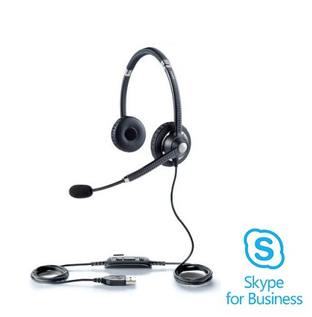 Jabra UC Voice 750 MS Duo NC Skype