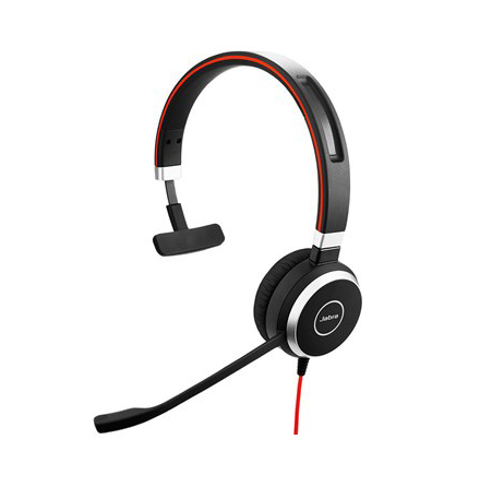 Jabra Evolve 40 Mono 3,5mm