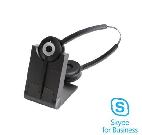 Jabra Pro 930 Duo Skype