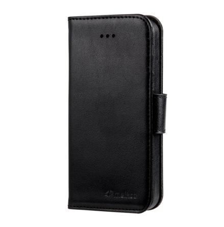 Melkco Walletcase iPhone SE/5/5S Black