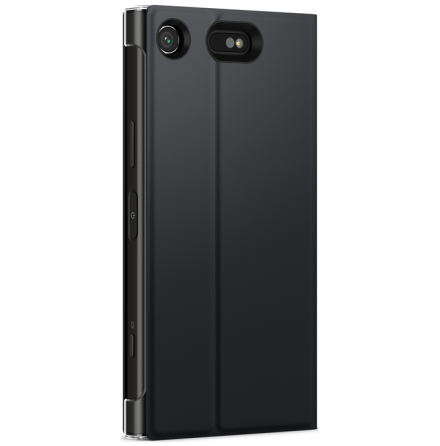 Sony Style Cover Xperia XZ1 Compact Black