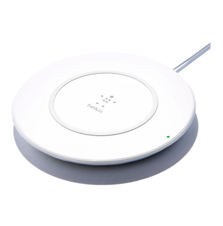 Belkin Wireless Qi BoostUp Charger Pad White