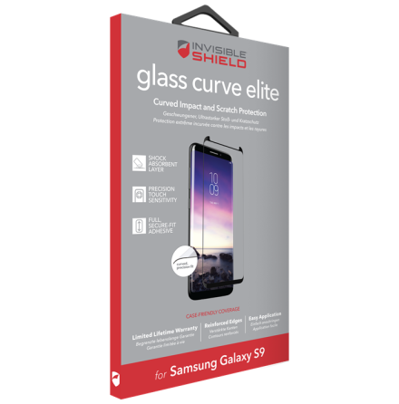 Invisible Shield Glass Curve Elite Galaxy S9
