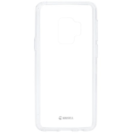 Krusell Kivik Cover Galaxy S9 Transparent