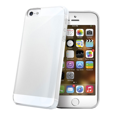 Celly skal iPhone 5/5s/SE transparent