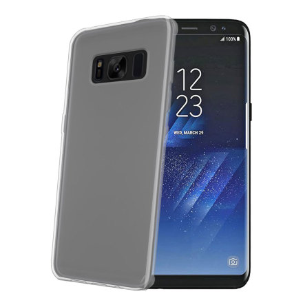 Celly skal Galaxy S8 transparent