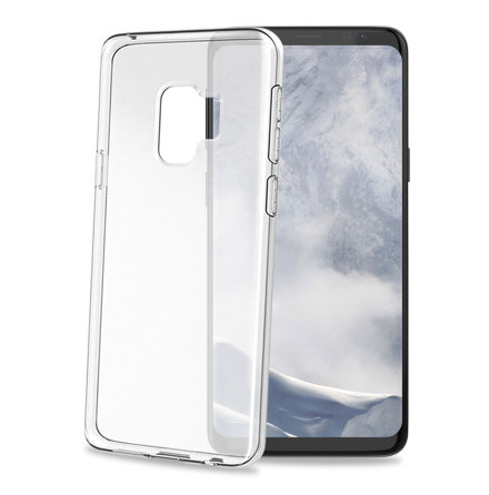 Celly skal Galaxy S9 transparent