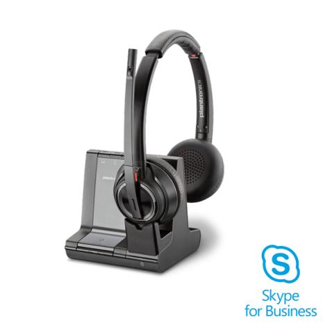 Plantronics Savi W8220 Stereo Skype