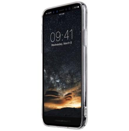 Melkco skal iPhone X/XS Max Transparant