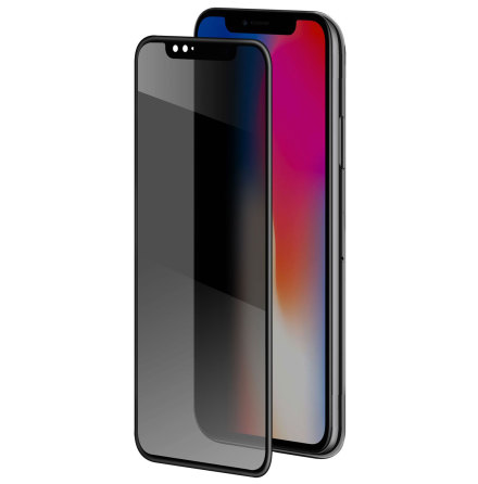 Celly Privacy glass fullscreen iPhone X/XS Max