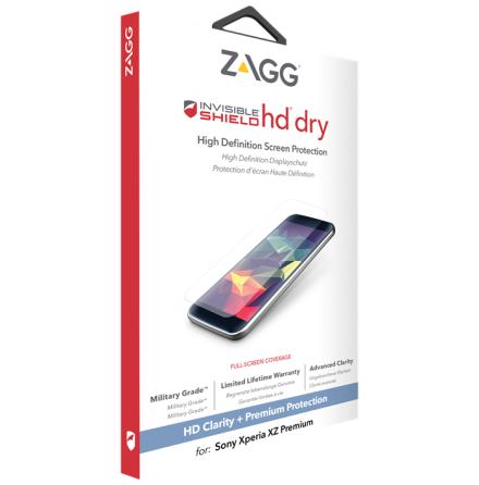 Invisible Shield HD Dry Screen Xperia XZ Premium