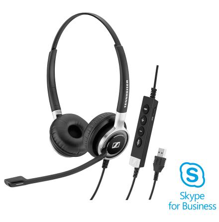 Sennheiser SC660 ANC USB Skype