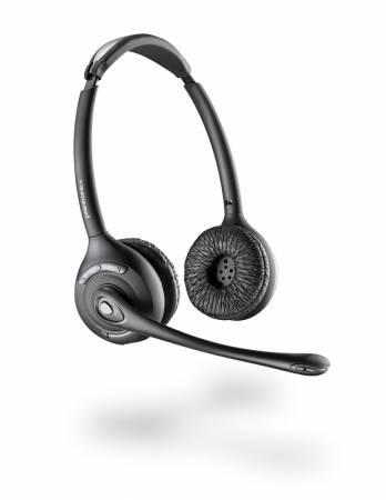 Plantronics W350B (Endast Headset + Laddhållare)