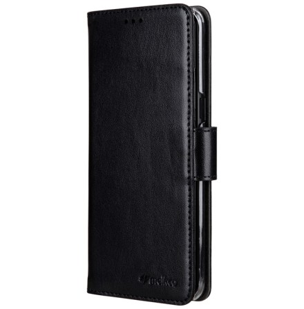 Melkco Walletcase Galaxy S10 Black