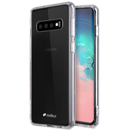 Melkco Skal Galaxy S10 Transparent