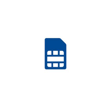 Konfiguration SIM-kort