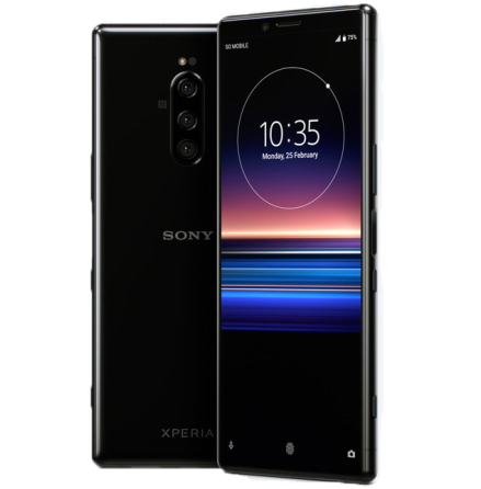 Sony Xperia 1 J9110 Black