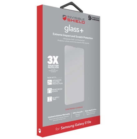 Invisible Shield Glass+ Galaxy S10e