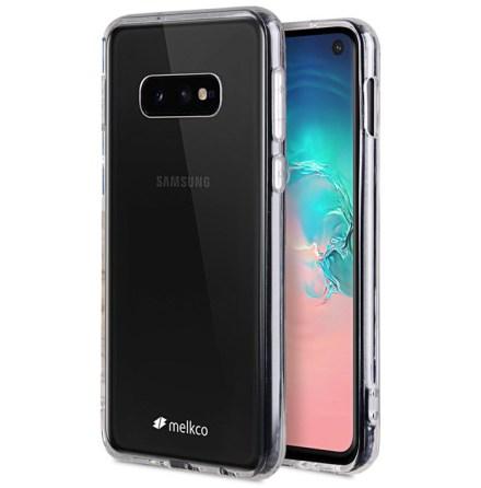 Melkco Skal Galaxy S10e Transparent